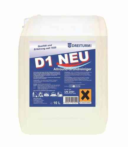 D1 NEU, Allround-Grundreiniger