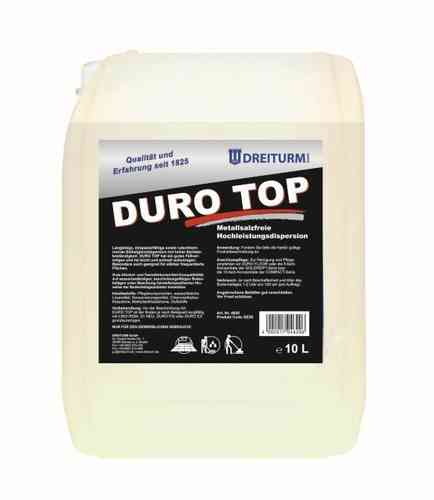 Duro Top, Hochleistungsdispersion